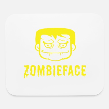 ZOMBIE FACE - Mouse Pad