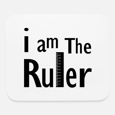 Ruler Ruler - Mouse Pad