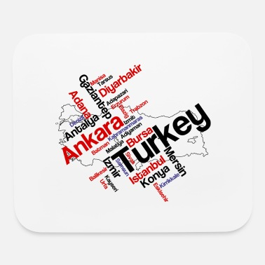 Turkey Turkey - Mouse Pad