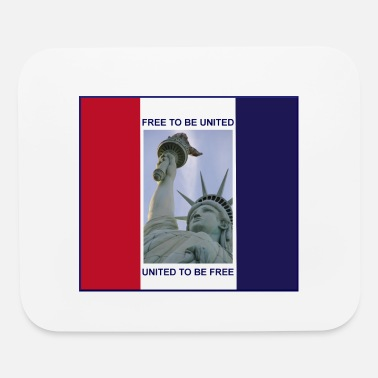 Usa Statue of Liberty USA Freedom - Mouse Pad
