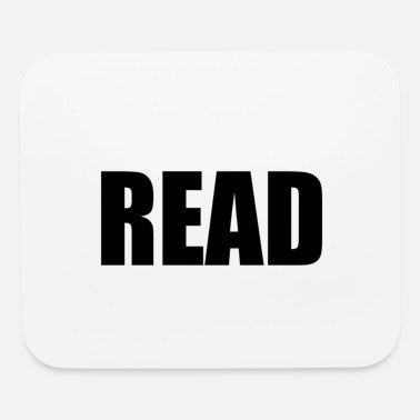 Read READ - Mouse Pad