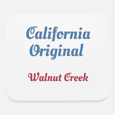 Creek California Original Made In Walnut Creek Funny - Mouse Pad