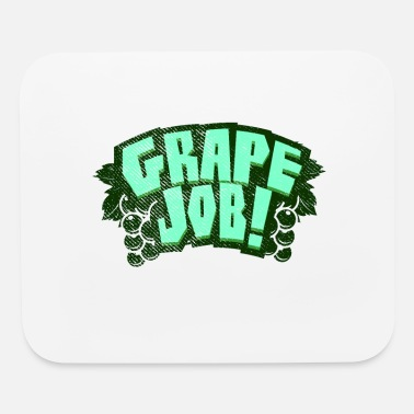 Winemaker Grape Winemaker - Mouse Pad