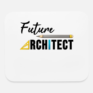 House Building Architect Shirt Architecture House Building Gift - Mouse Pad