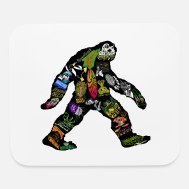 Strains Whashsquatch-Find Cannabis Strains - Mouse Pad