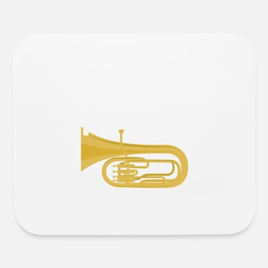 Saxophonist Funny Music Musician Neighbor Tuba Player Gift - Mouse Pad