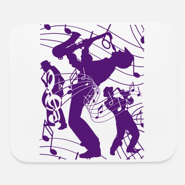 Tenor Sax Musical7 - Mouse Pad