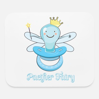 Fun Pacifier Fairy Boys To Give Up Pacifiers - Mouse Pad