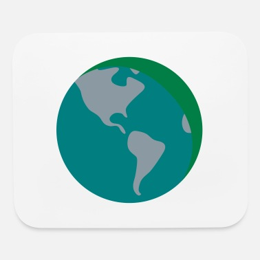 Earth - Mouse Pad