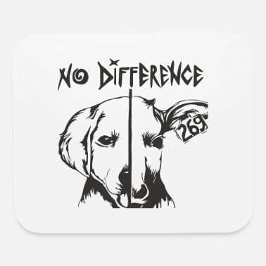 Different NO DIFFERENT - Mouse Pad