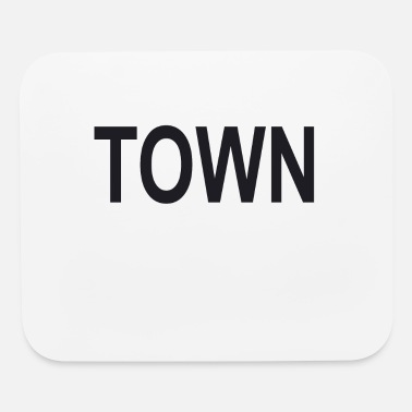 Town Town - Mouse Pad