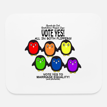 Marriage Equality Vote Yes Marriage Equality - Mouse Pad