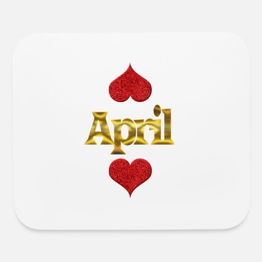 April April - Mouse Pad