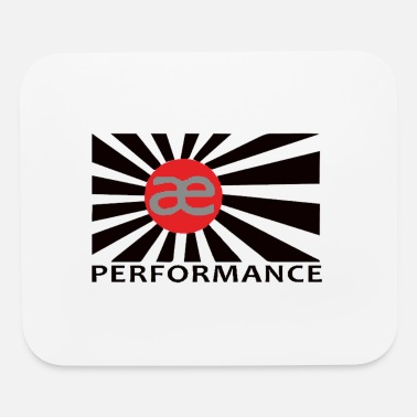 Performance ae performance - Mouse Pad