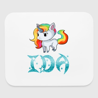 Ida Unicorn - Mouse pad Horizontal