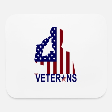 Veterans The Veterans - Veterans Day - Mouse Pad