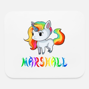 Marshall Marshall Unicorn - Mouse Pad