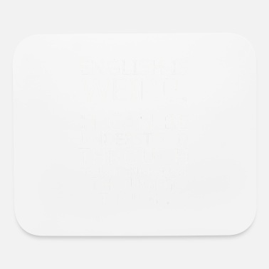 Pun Quote Funny Quote Saying Pun English - Mouse Pad