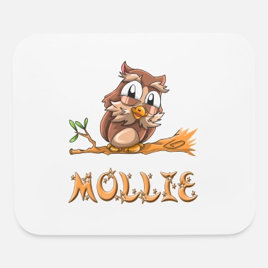 Molly Mollie Owl - Mouse Pad