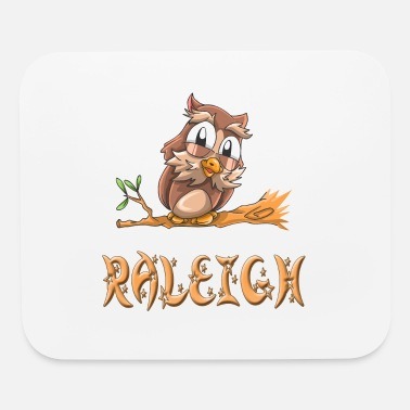 Raleigh Raleigh Owl - Mouse Pad