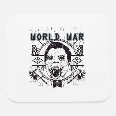 World War Ii World War - Mouse Pad
