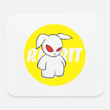 Trial Trial Rabbit - Mouse Pad