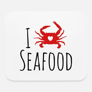 Seafood Seafood Lover - Mouse Pad