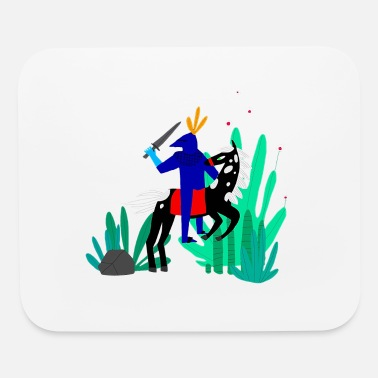 Illustration illustration - Mouse Pad