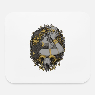 Witch The WITCH, The WITCH Shirt - Mouse Pad