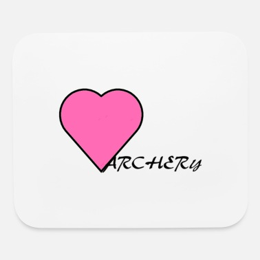 Archery Fan 2 - Mouse Pad