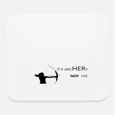 ArcHERy - for HER - Mouse Pad