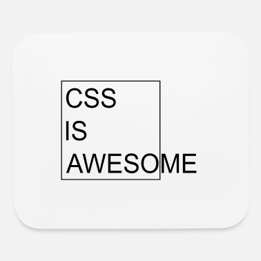 Awesome CSS is Awesome - Mouse Pad