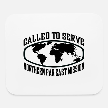 Far East Northern Far East Mission - LDS Mission CTSW - Mouse Pad