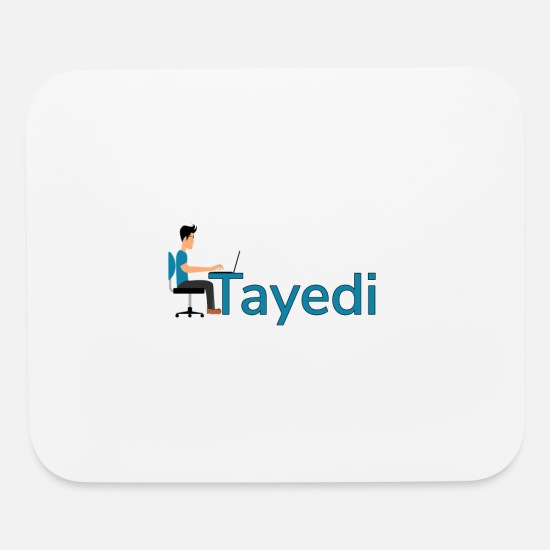 Computer Mousepads  - Tayedi the make money online search engine - Mouse Pad white