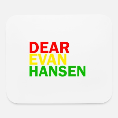 dear evan hansen - Mouse Pad