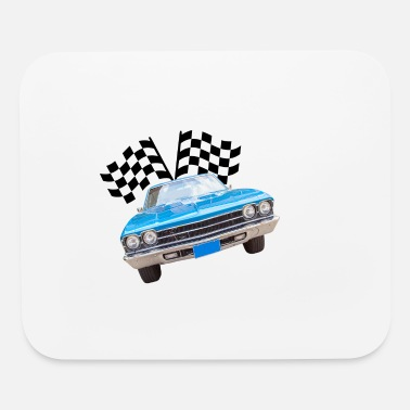 Muscle Car Power Style  Mouse Pad Horizontal