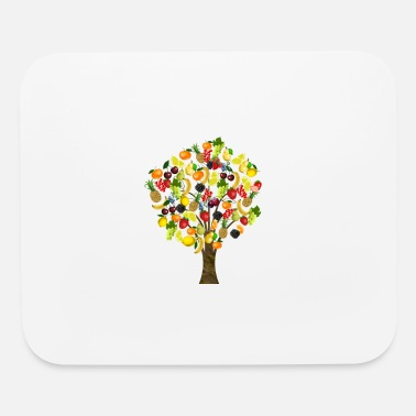 Fruit Tree Fruit tree nice gift - Mouse Pad