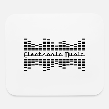 Electronic Music Electronic Music - Lifestyle Dance - Mouse Pad