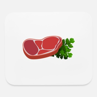 Meat Meat - Mouse Pad