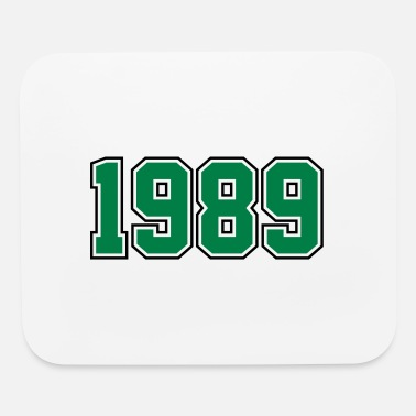 Year Of Birth 1989 | Year of Birth | Birth Year | Birthday - Mouse Pad