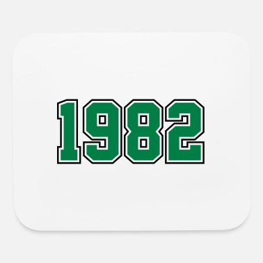 Year Of Birth 1982 | Year of Birth | Birth Year | Birthday - Mouse Pad