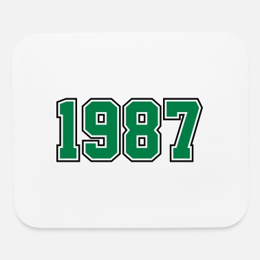 Year Of Birth 1987 | Year of Birth | Birth Year | Birthday - Mouse Pad