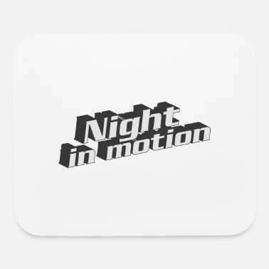 Motion Night In Motion - Mouse Pad