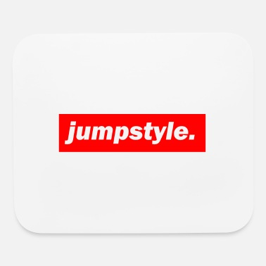 Jumpstyle techno mischpult red bass bpm jumpstyle - Mouse Pad