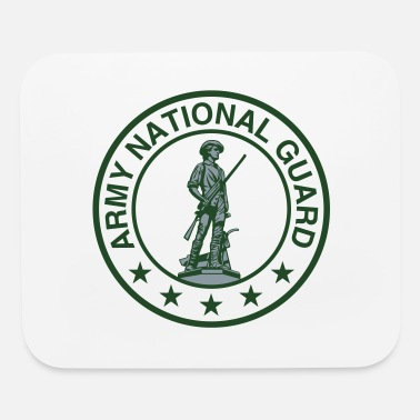 Army National Guard - Mouse Pad