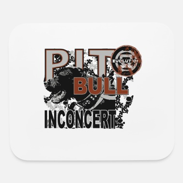 Concert Pitbull in concert - Mouse Pad