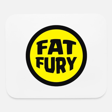 Fat Fury Herbie - Mouse Pad