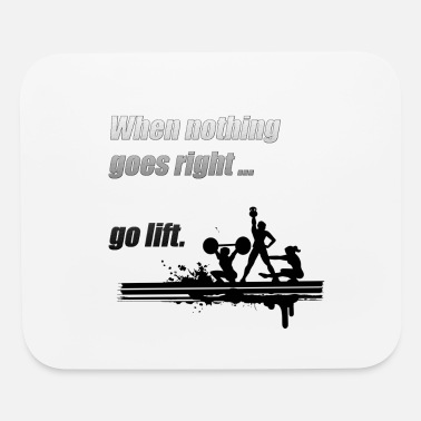 Lifted Lift - Mouse Pad