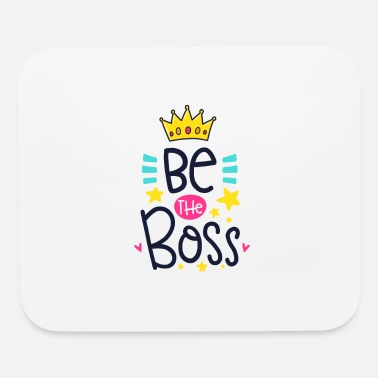 Just Boo It be the boos - Mouse Pad