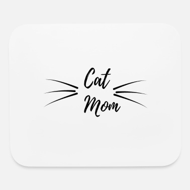Cat Mom Cat Mom - Mouse Pad